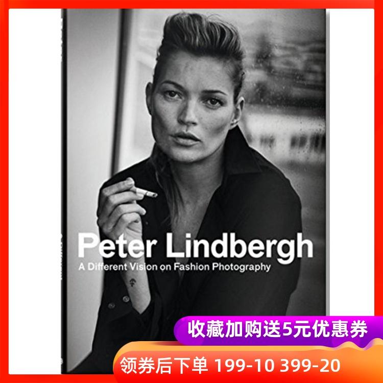 英文原版 Peter Lindbergh 彼得·林德伯格 对时尚服装摄影的不同看法艺术摄影书籍