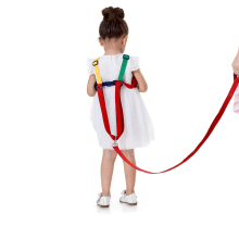Baby toddler with anti strangler, baby toddler with traction rope, toddler with anti falling device, all year round