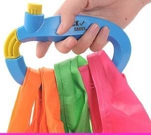 省力提手塑料提物器便利提菜器购物袋提手拎袋器携便