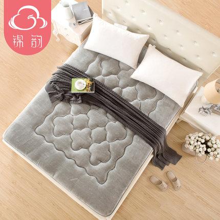 加厚保暖学生宿舍床垫1.2米1.5 1.8m床2米双人床褥垫褥子单人垫被