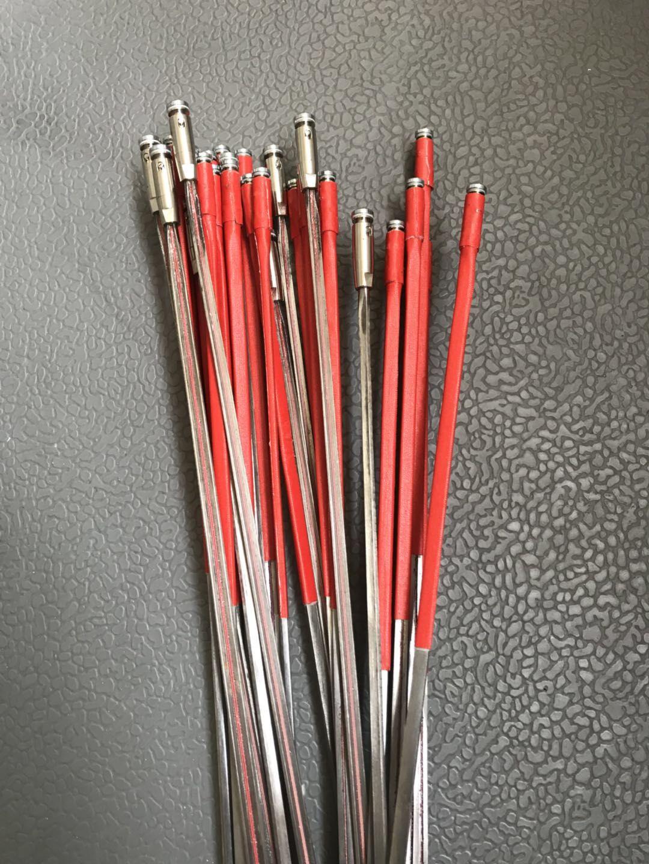 Импорт Allstar Fencing для Pu Gang Electric Foil № 0 детские меч полосатый новый Годовые скидки!
