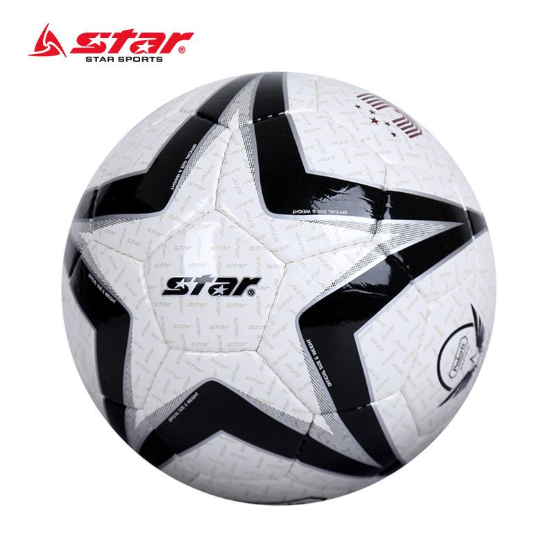10-12新券star世达SB465手缝PU世界杯足球 11人制5号足球