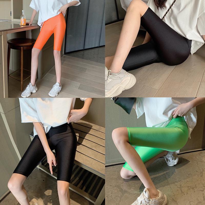 券后19.80元夏季女装新款纯色运动瑜伽裤打底裤