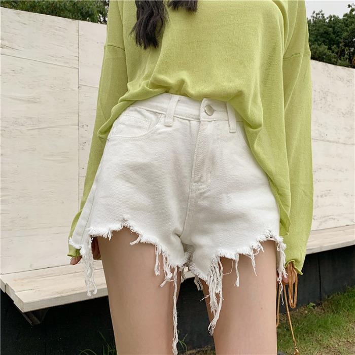 33.80元包邮新款女装韩版chic宽松显瘦潮阔腿裤
