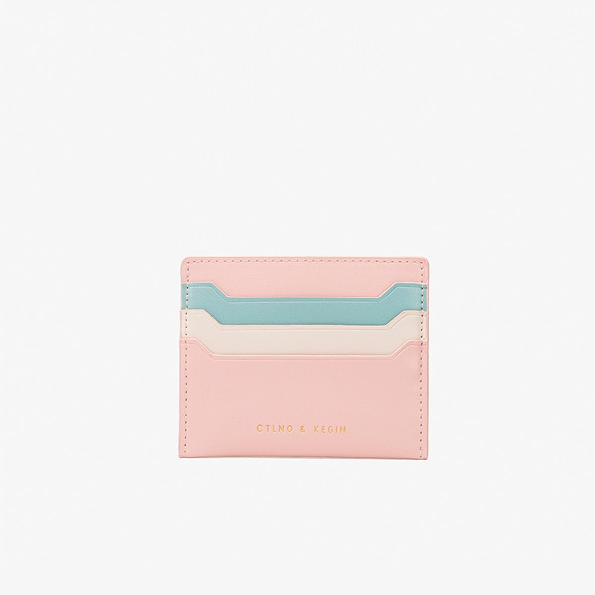 New products of xiaock spring 2020 fashion macarone color matching Mini Wallet Card bag practical design bag for women