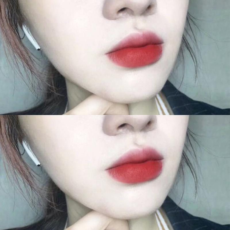 romand唇釉丝绒哑光口红女学生不掉色防水小众05番茄色06砖红色11月29日最新优惠