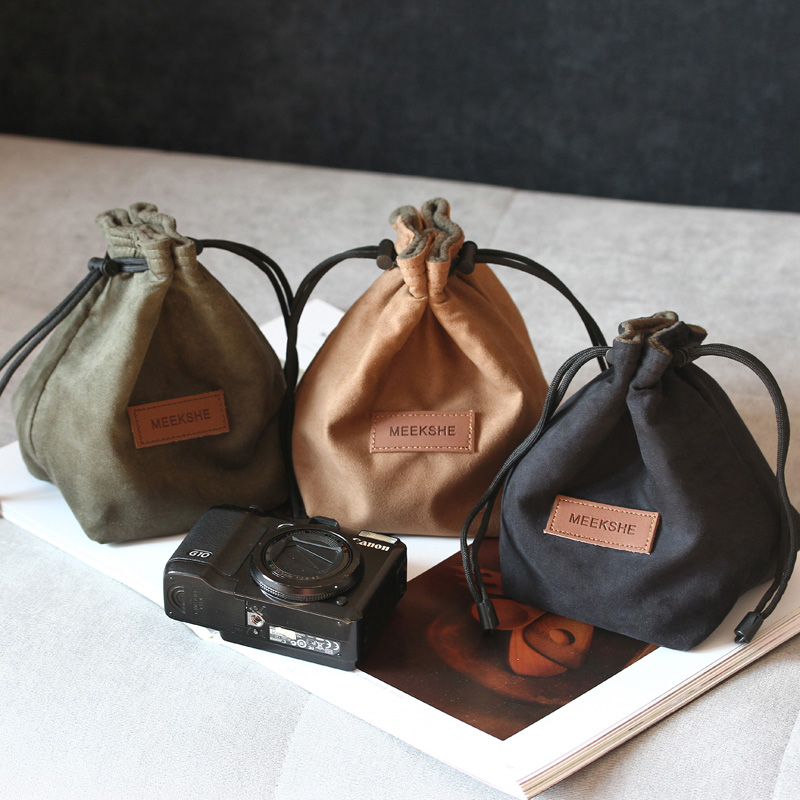 Канон nikon зеркальные камера пакет фотография внутренний пакета слегка один пакет объектив мешок защитный кожух пыленепроницаемый ретро