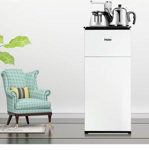 海尔茶吧机家用全自动上水饮水机