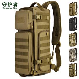 军迷战术空降包户外包多功能大单肩包登山背包单肩包变形金刚胸包图片