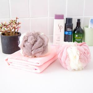 领3元券购买木の晖大号洗澡沐浴球浴花可爱搓澡搓背起泡洗浴用品沐浴花洗澡巾