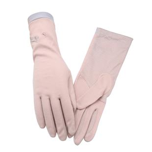 冰袖夏季中长款防紫外线开车手套