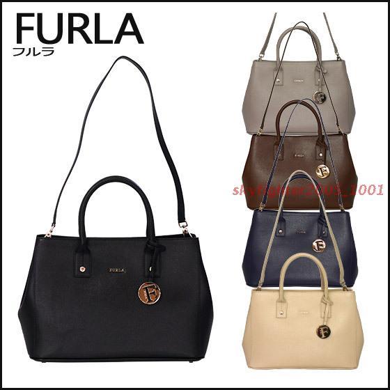 日本代购正品 意大利芙拉Furla 女包真皮两用通勤OL单肩手提包