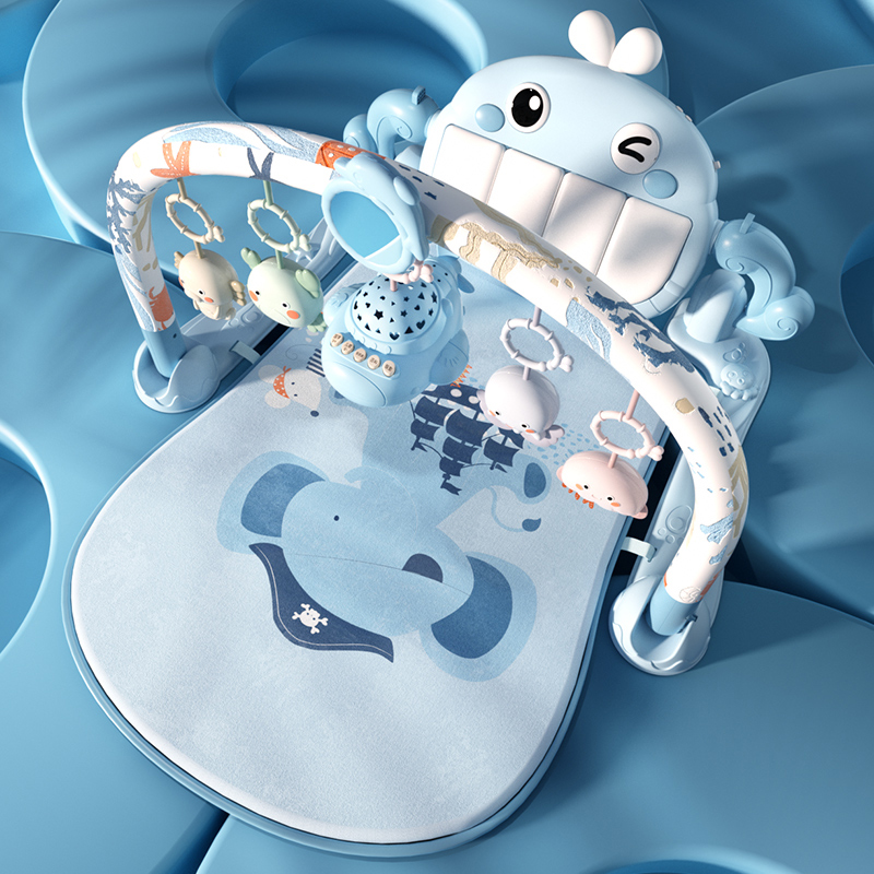 婴儿玩具礼盒套装初新生儿满月百天周岁礼物母婴用品大全高档送礼