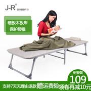 午休好伴侣!JR 简易折叠午休床