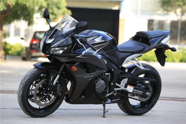 进口本田CBR600 F5摩托车跑车大排量公路重型机车趴赛600cc摩托车