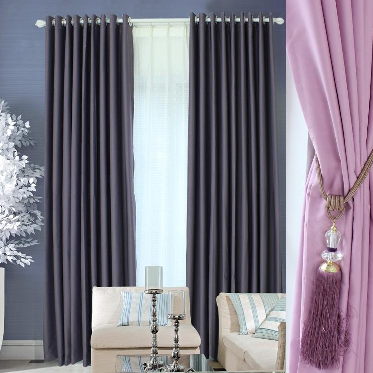 Краска цвета новый высококачественный цвет высокой точности простой заливки занавес ткани гостиной спальни шторы 5-7 дней Доставка