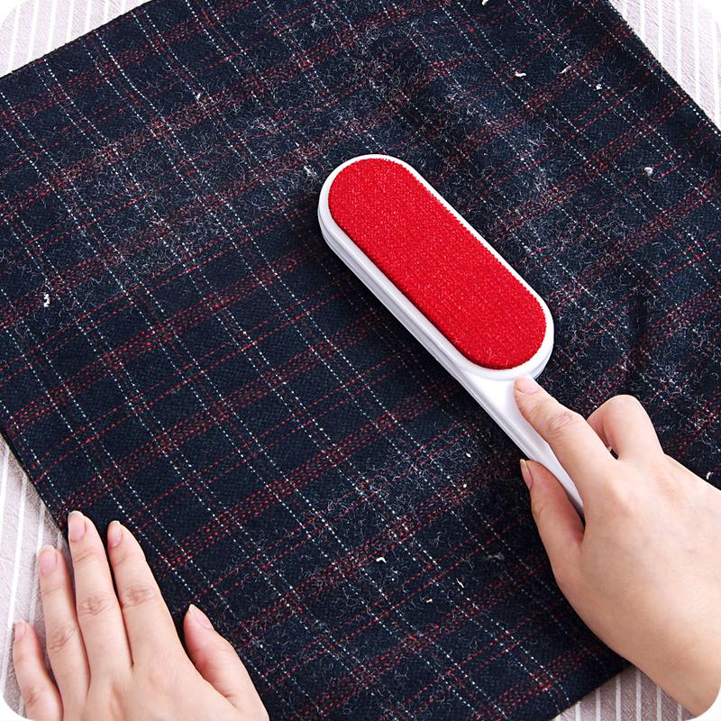 Анти дуплекс статическое электричество пыль щетка одежда кроме волосы идти мяч щетка моющиеся важно для волос устройство кровать щетка химчистка щетка
