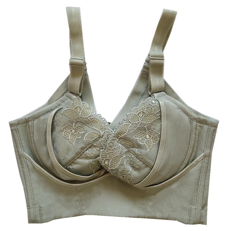 正品安提尼亚巴黎风情短文胸罩性感聚拢收副乳安提尼娅ANTINIYA