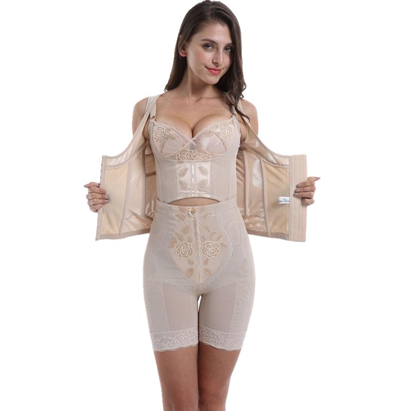 安提尼亚情迷巴黎三件套正品身材管理器女塑身衣安提尼娅身体模具