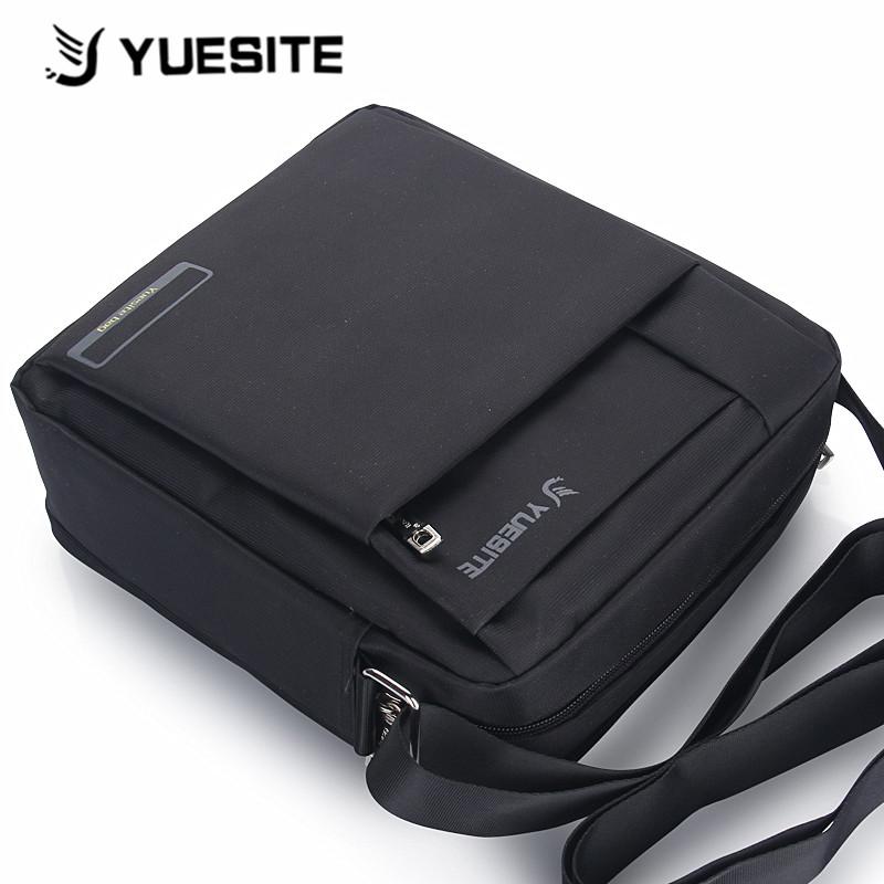 Korean version mens bag single shoulder bag Oxford cloth bag messenger bag sports canvas bag mens bag business leisure backpack