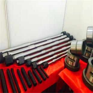火爆热卖破碎锤专用通体螺丝热处理高强度洛钼合金钢75贯穿长螺栓