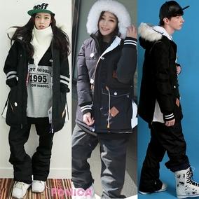 [特价]napping韩国滑雪服男女裤