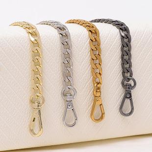 包包链子金属链条配件带单买斜跨背包单肩带单卖包带铁链替换