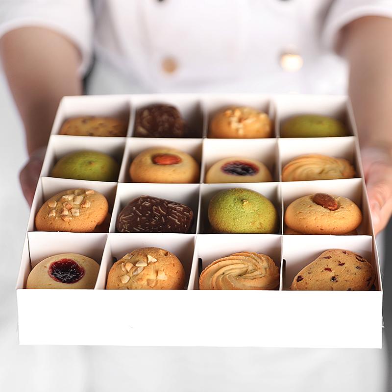 抹茶蔓越莓曲奇网红手工软黄油奶油蓝莓甜咸风味零食点心上海同城