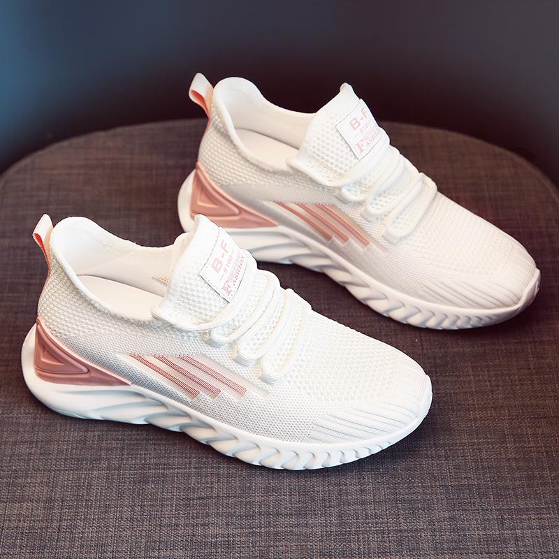 运动鞋2021年新款女春夏季网面女鞋怎么样