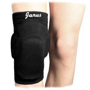 JANUS 专业加厚防撞防跪 排球街舞足球守门员 海绵护膝护腿 JA575