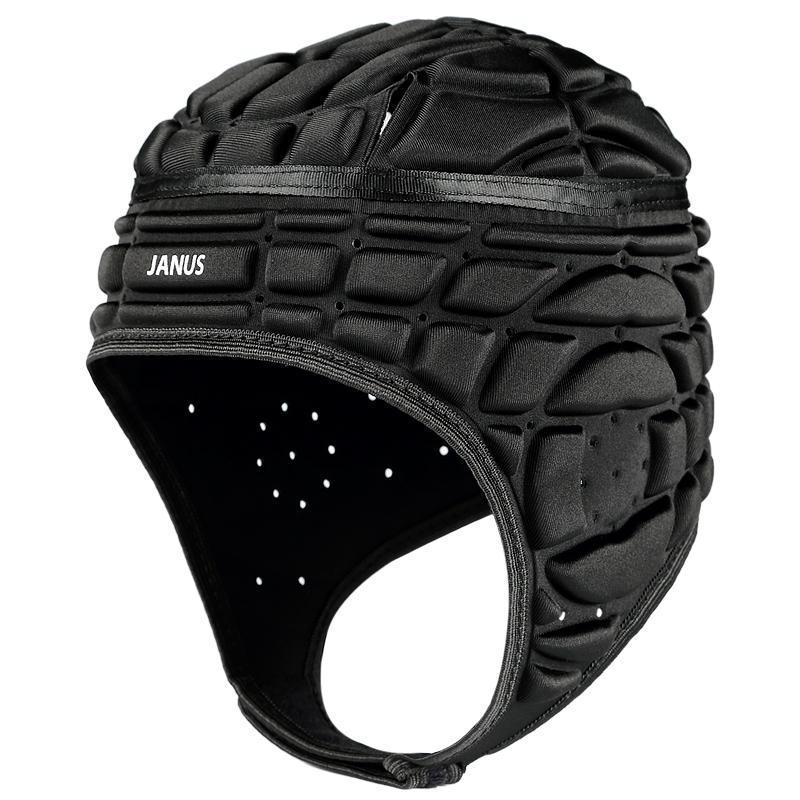 JANUS анти хит губка футбол охрана ворота член шлем ворота генерал крышка регби катание на коньках шляпа JA158
