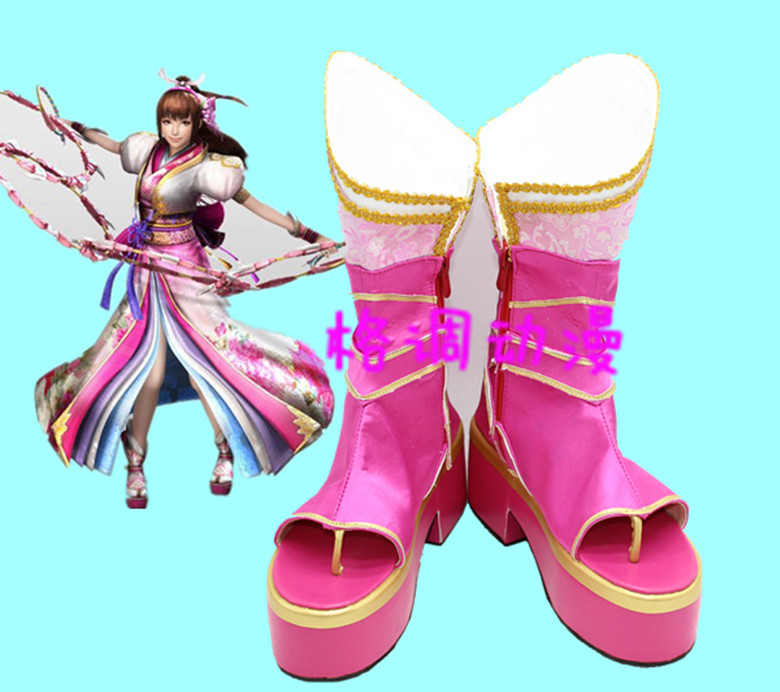 B9892 unparalleled 4 Ashi Cosplay shoes cos shoes