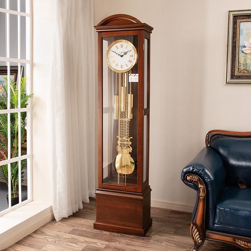 欧式落地钟现代客厅德国赫姆勒座钟