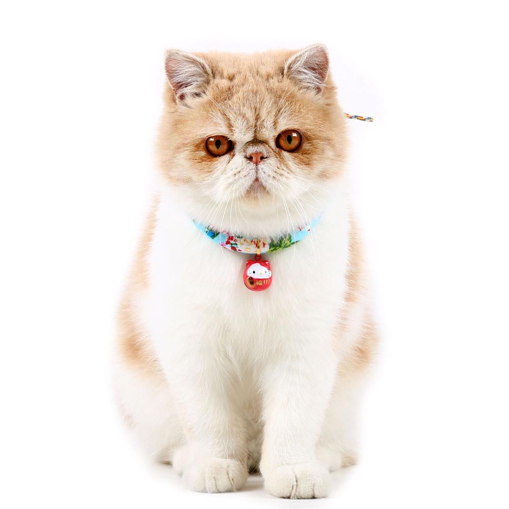貓項圈貓鈴鐺項圈貓圈貓頸圈貓脖圈英短美短加菲貓帶鈴鐺貓咪項圈