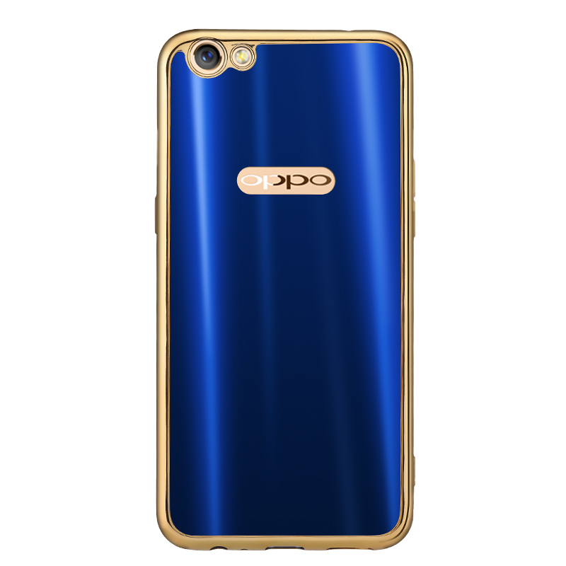 iy Ultra Slim Lightweight Dazzle Color Electroplating Soft Silicone TPU Back Cover Case for OPPO R9s Plus & OPPO R9s & OPPO R9 Plus & OPPO R9