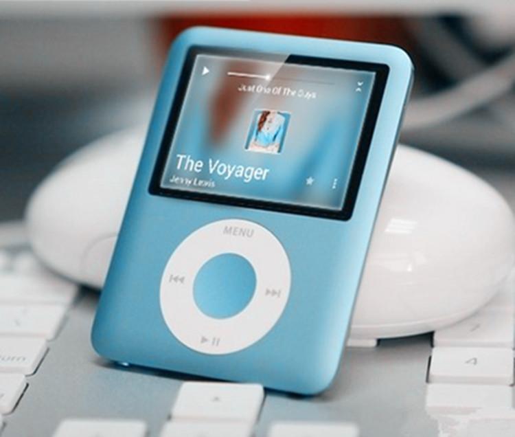 学生超薄有屏幕迷你mp3mp4音乐播放器运动可爱随身听录音外放包邮