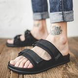 拖鞋男士2020新款夏季室外休闲沙滩凉鞋两用潮流韩版个性外穿凉拖