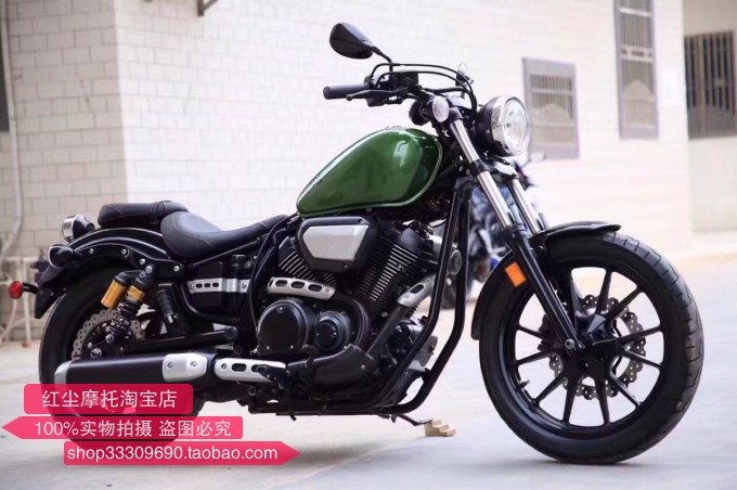 [Hongchen motorcycle store] ★ for sale - Yamaha xv950 Metro Prince motorcycle imported in 2014