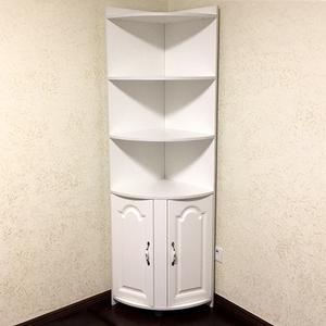 转角柜墙角柜三角形角柜置物架拐角边角角落收纳客厅卧室边柜柜子