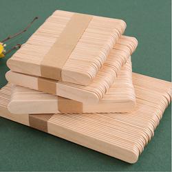 雪糕棒木棍彩色冰棒棍diy手工制作木条棍儿童房子建筑模型材料
