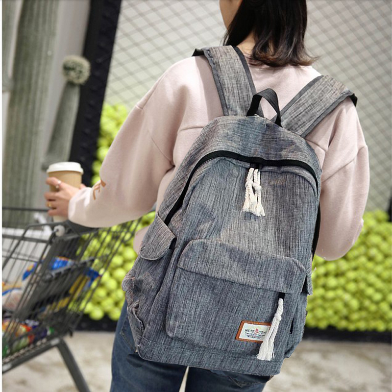 Schoolbags for junior and senior high school students