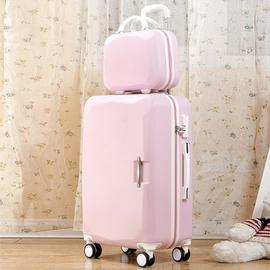 韩版行李箱女可爱24寸子母拉杆箱大容量26寸学生密码箱男旅行箱28图片