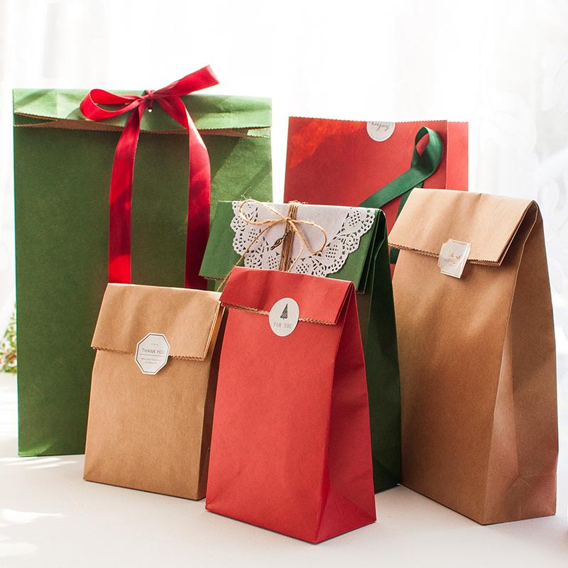 母亲节送礼品袋手提袋伴手礼纸袋韩版创意礼物购物包装袋礼品盒