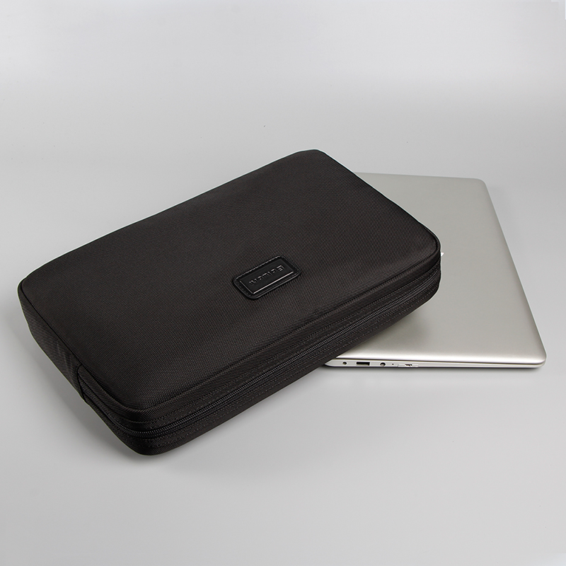 弹道尼龙电脑内胆包14寸13.3手包男大容量夹包文件包026141D2配件假一赔三