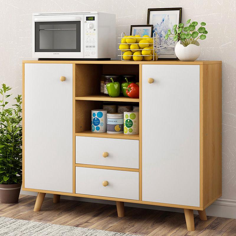 餐边柜子现代简约茶水柜厨房碗筷收纳柜橱客厅多功能储物柜橱柜