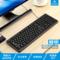 海志有线键盘USB接口台式电脑笔记本打字用普通家用商务办公通用