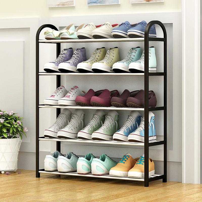 鞋架子家用经济型简易放门口多层防尘鞋架组装宿舍收纳神器省34