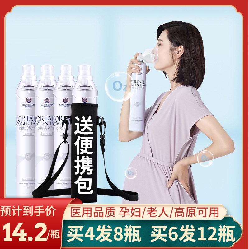 氧气瓶袋便携式高原旅游家用孕妇老人医用吸氧包医疗专用小型小罐