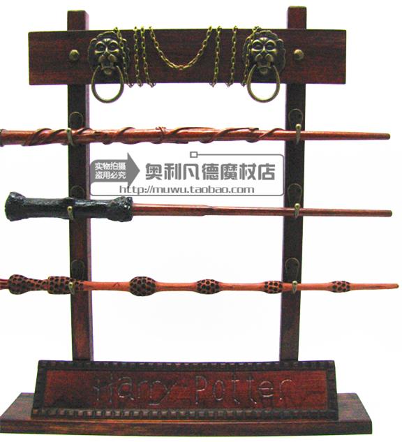 Палочка дисплей 【 горизонтальное исполнение 】 хохотать прибыль волна специальный палочка деревянный ручной работы