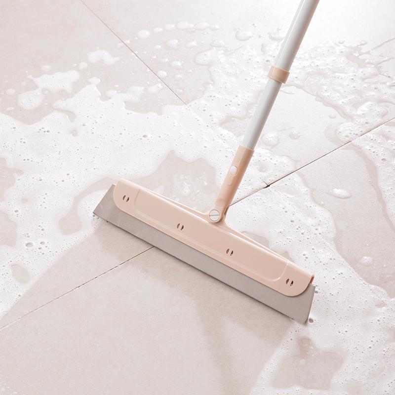 家用魔术扫把刮水拖把卫生间浴室地板刮水器扫头发不沾头发扫帚,可领取2元天猫优惠券